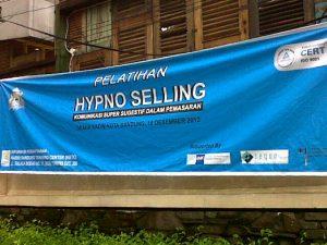 training hypnoselling di bandung