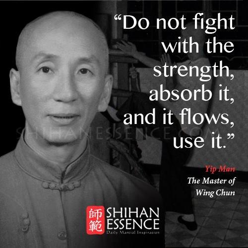 Buat Apa Belajar Wing Chun?